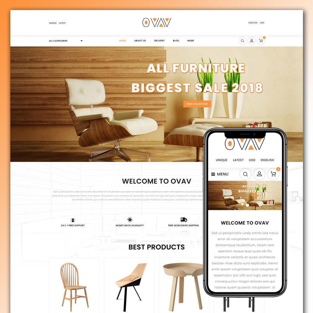 theme - Home & Garden - Ovav Furniture Store - 1
