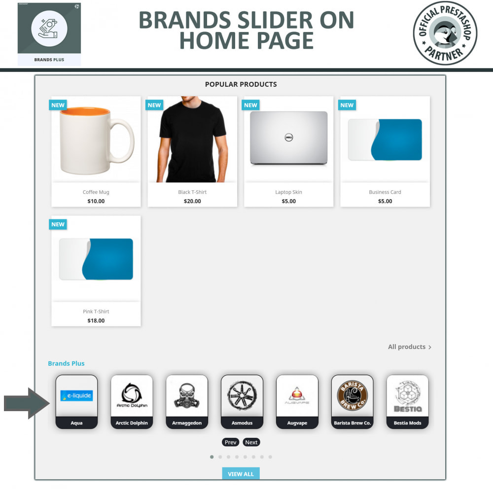 module - Brands & Manufacturers - Brands Plus - Responsive Brands & Manufacturer Carousel - 2
