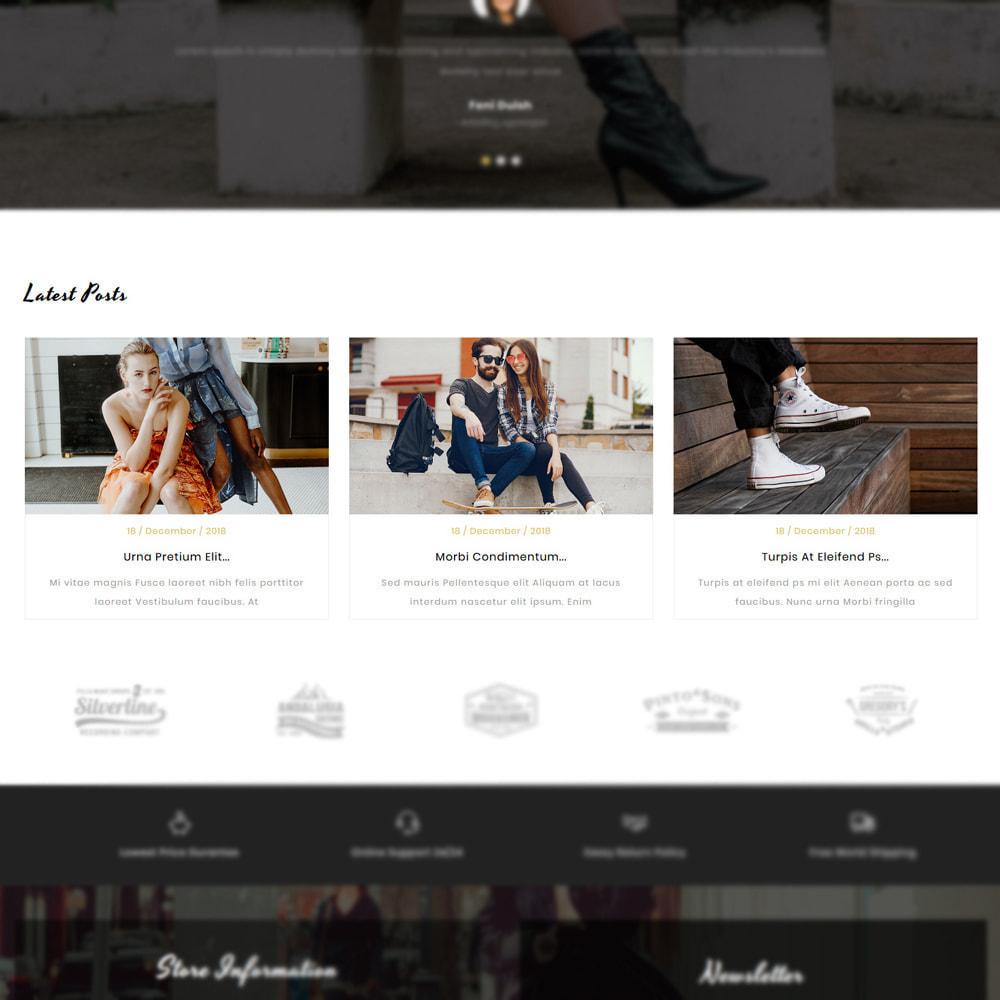 theme - Мода и обувь - Dozzy Fashion Shop - 7