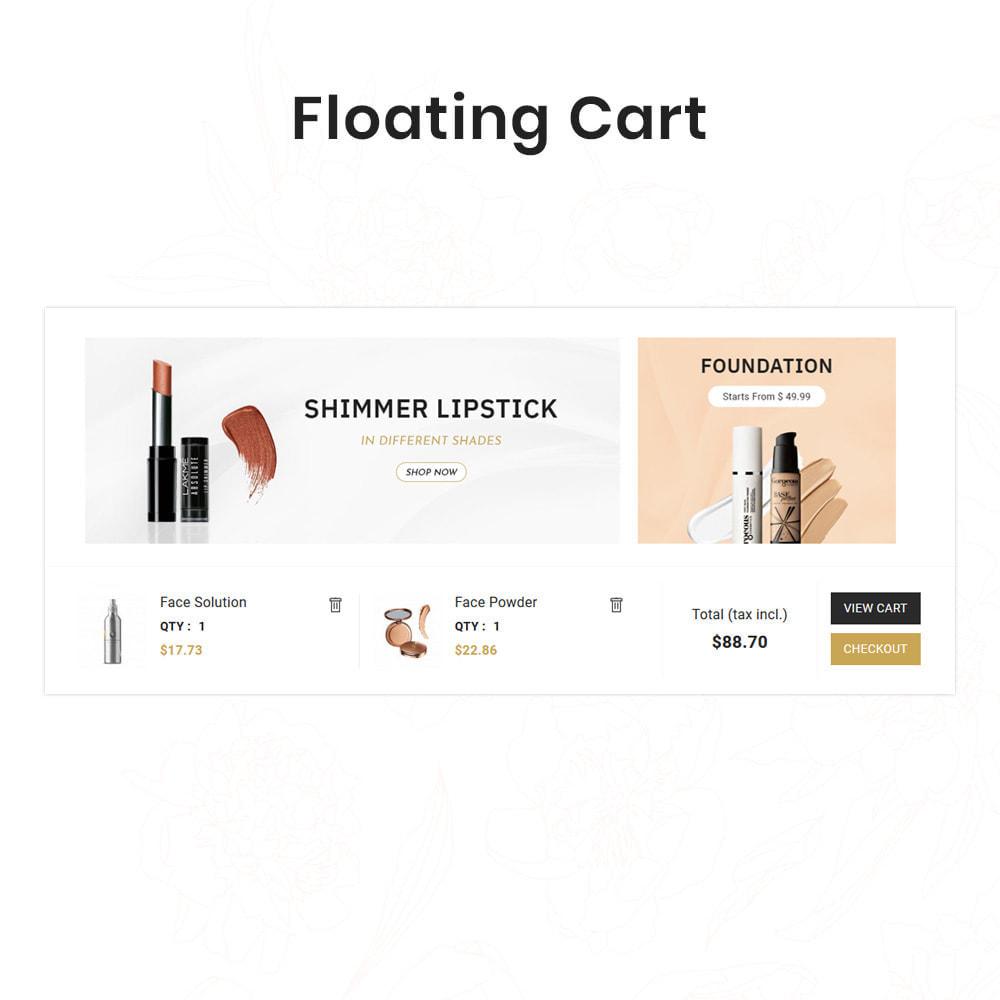 theme - Saúde & Beleza - Sephora Bio–Cosmetic Mega Store - 6