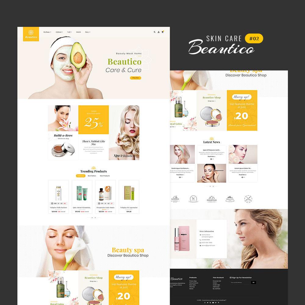 theme - Salud y Belleza - Beautico - Beauty & Cosmetics - 3