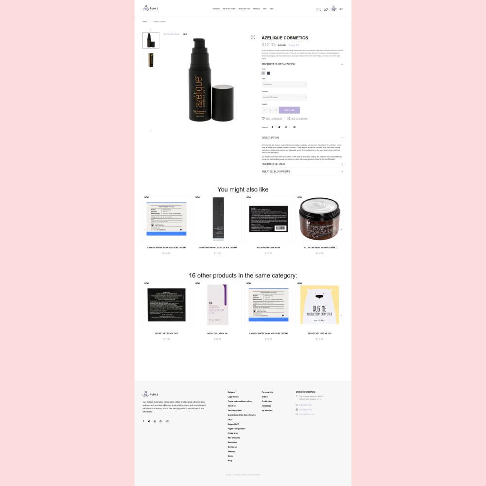 theme - Gesundheit & Schönheit - Fumeo - Korean Beauty Store - 5