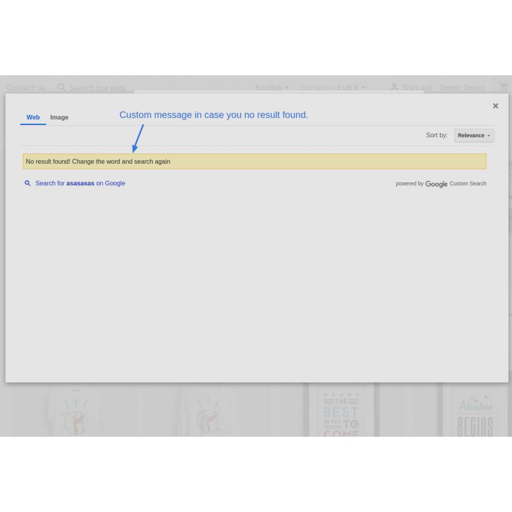 module - SEO (Indicizzazione naturale) - Google Custom Search Engine Pro - 18