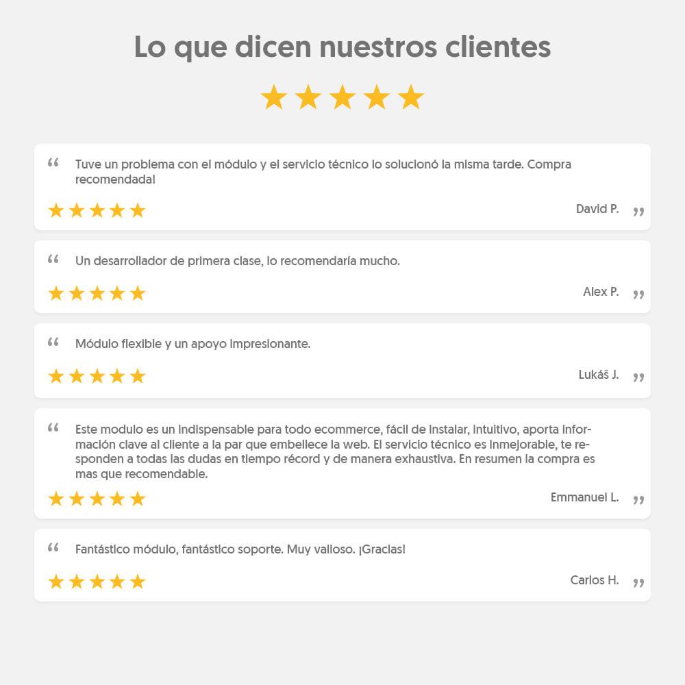 module - Gestión de Stock y de Proveedores - Información del inventario - Compra por impulso - 2