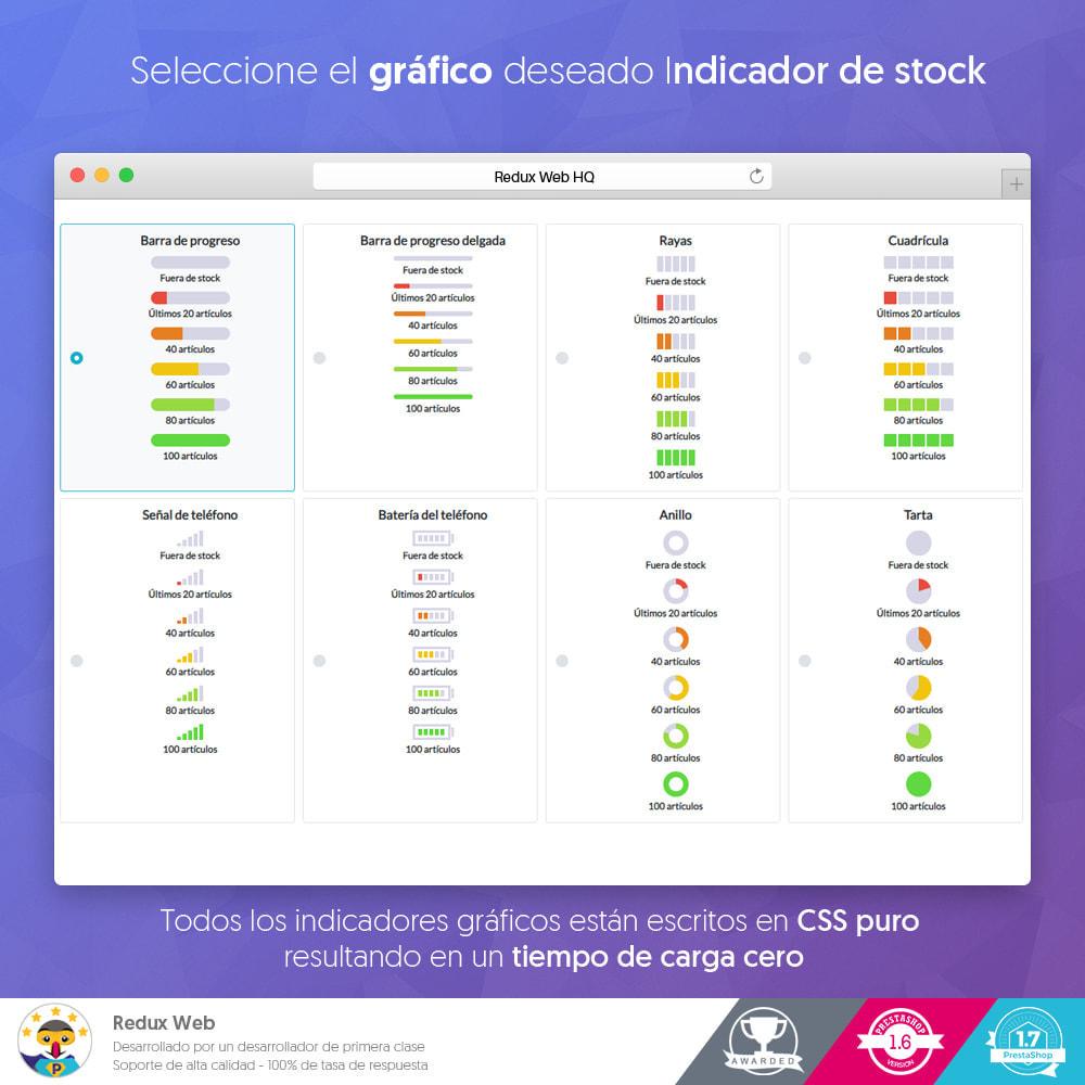 module - Gestión de Stock y de Proveedores - Información del inventario - Compra por impulso - 6