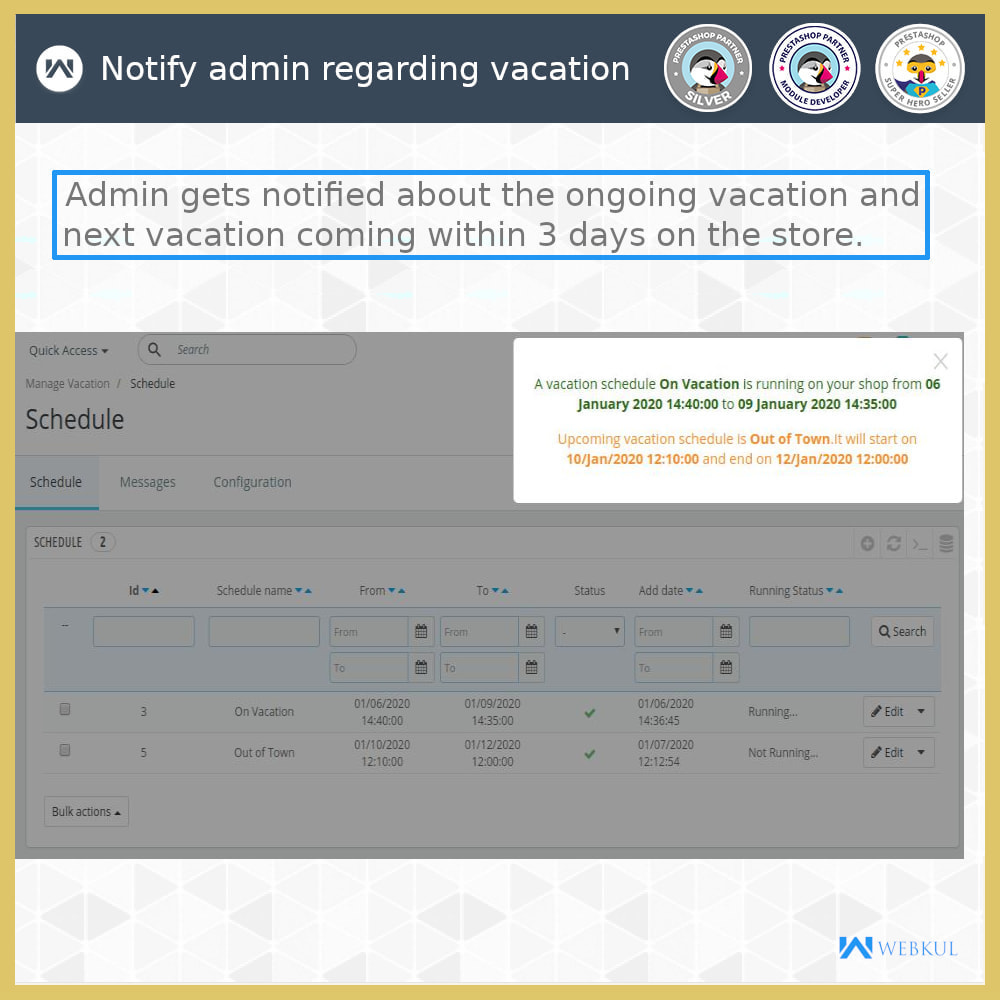 module - Email & Notifiche - Admin Vacation - 10