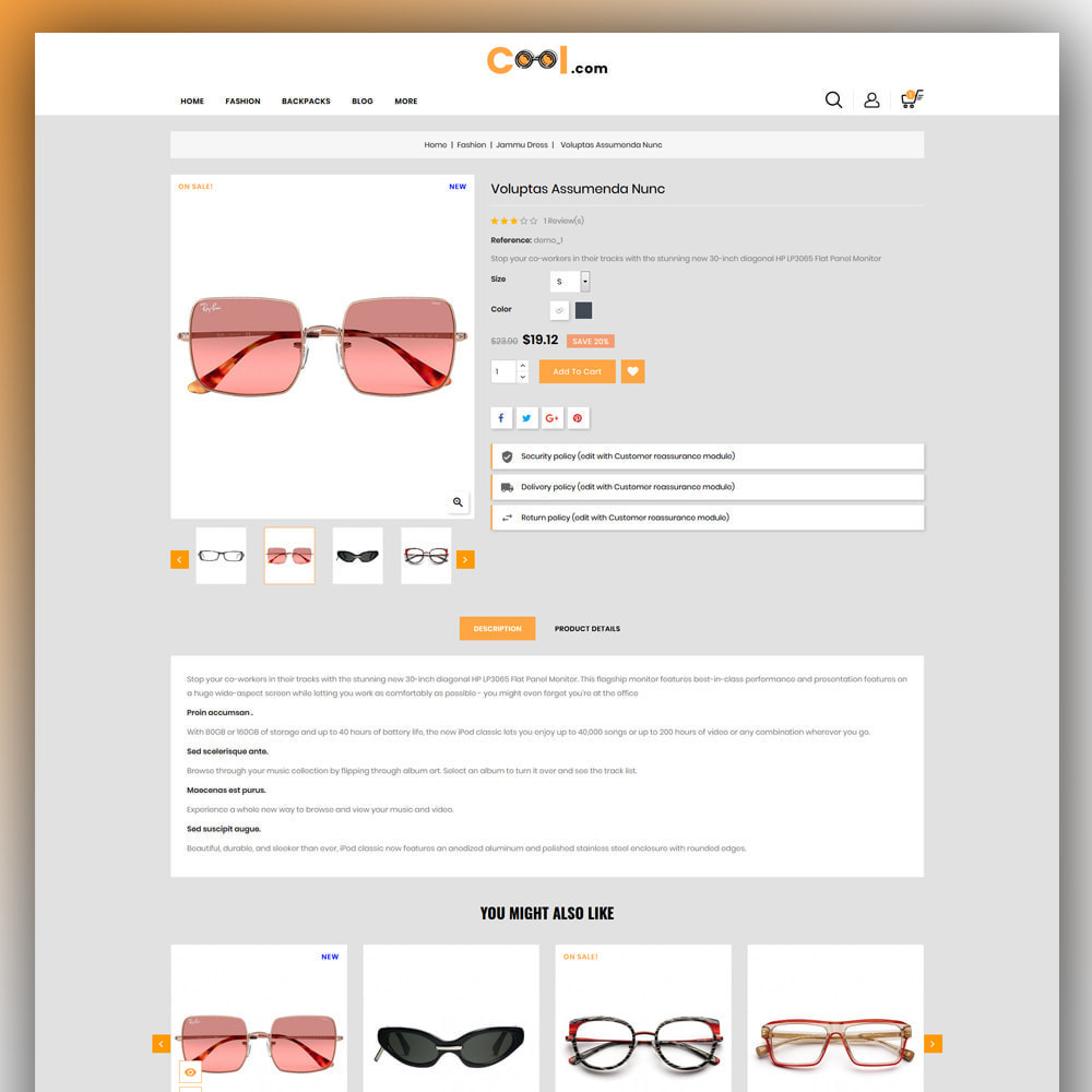 theme - Tier - Cool - Goggles Store - 5