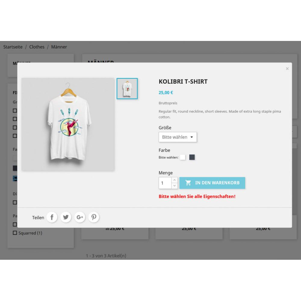 module - Bundels & Personalisierung - Produkteigenschaften - Bitte wählen - Variantenpflicht - 2
