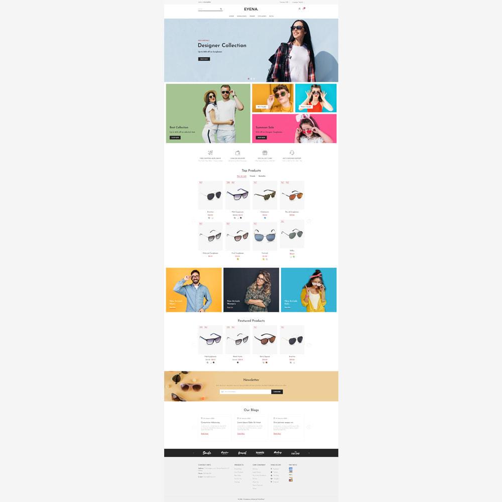theme - Moda & Obuwie - Eyena Goggles Store - 2