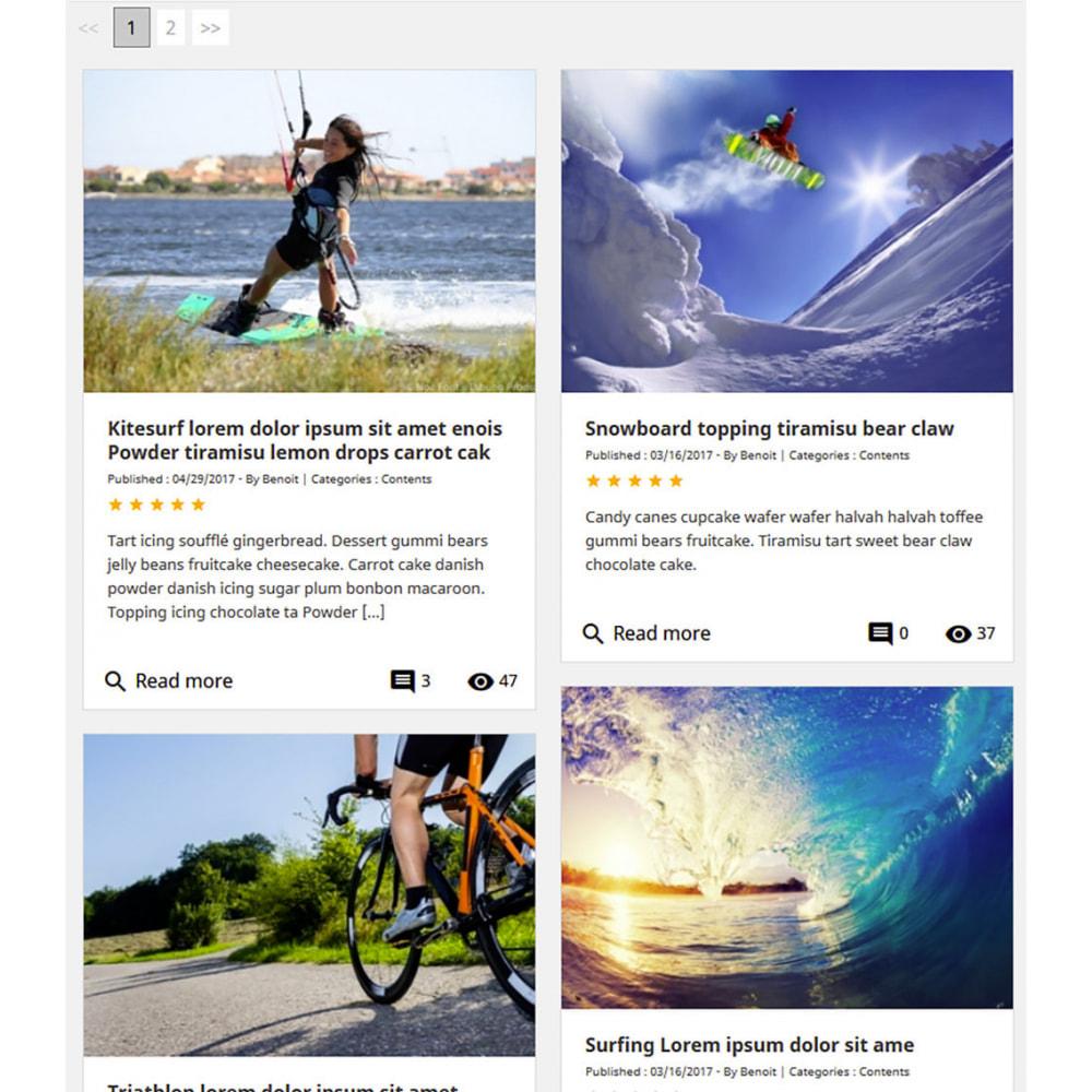 module - Blog, Foro y Noticias - Prestablog: un blog profesional para tu tienda - 8