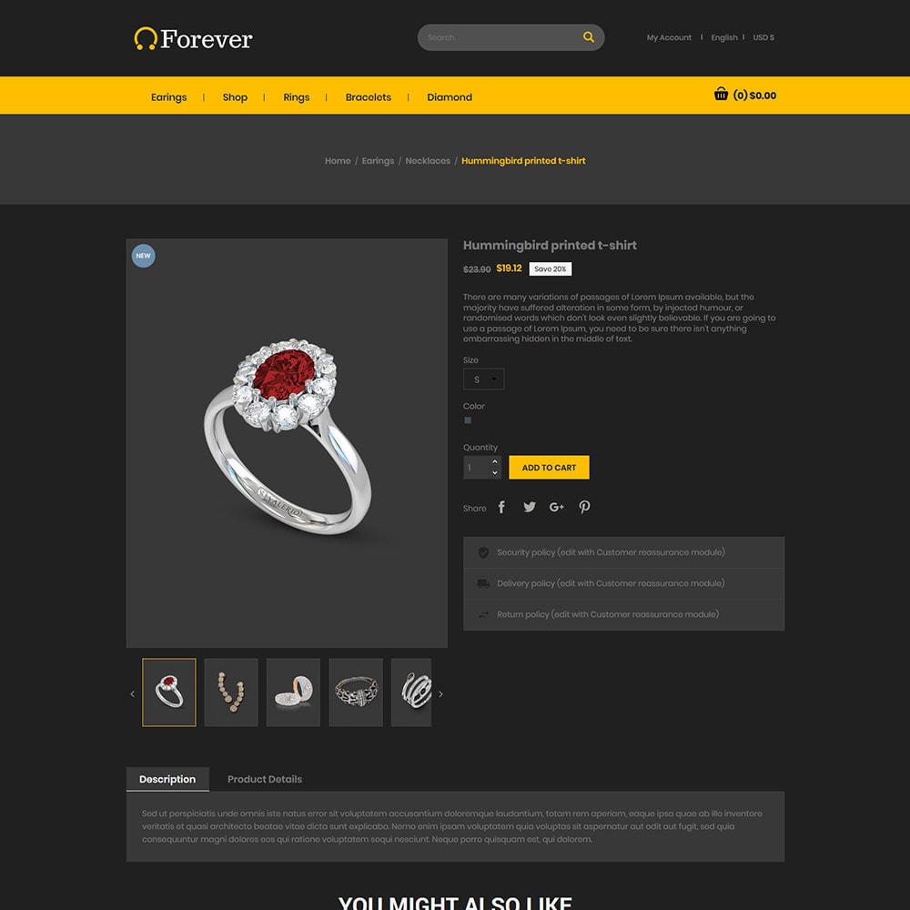 theme - Bijoux & Accessoires - Bijoux en or - Diamond Precious Stone Store - 6