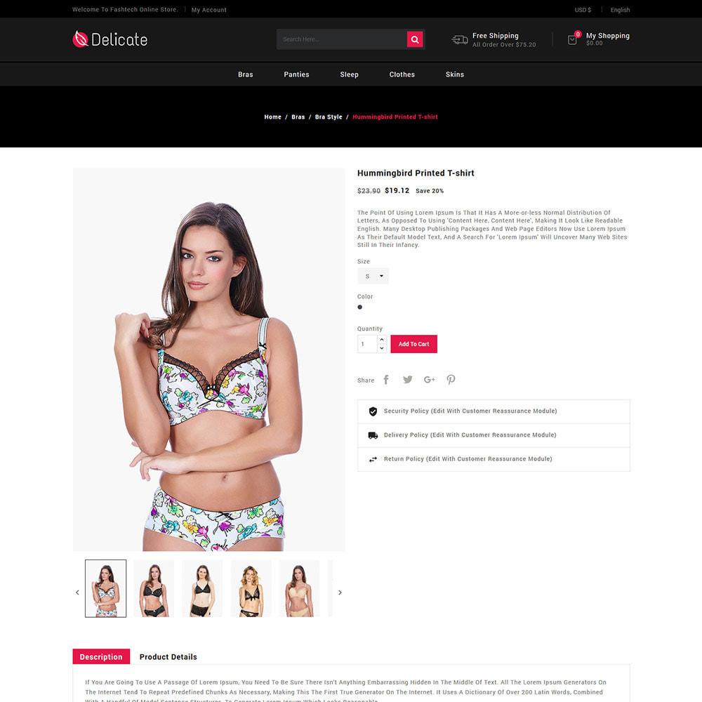 theme - Lingerie & Adultos - Roupa de lingerie - Pijamas Sutiã Calcinhas Store - 6