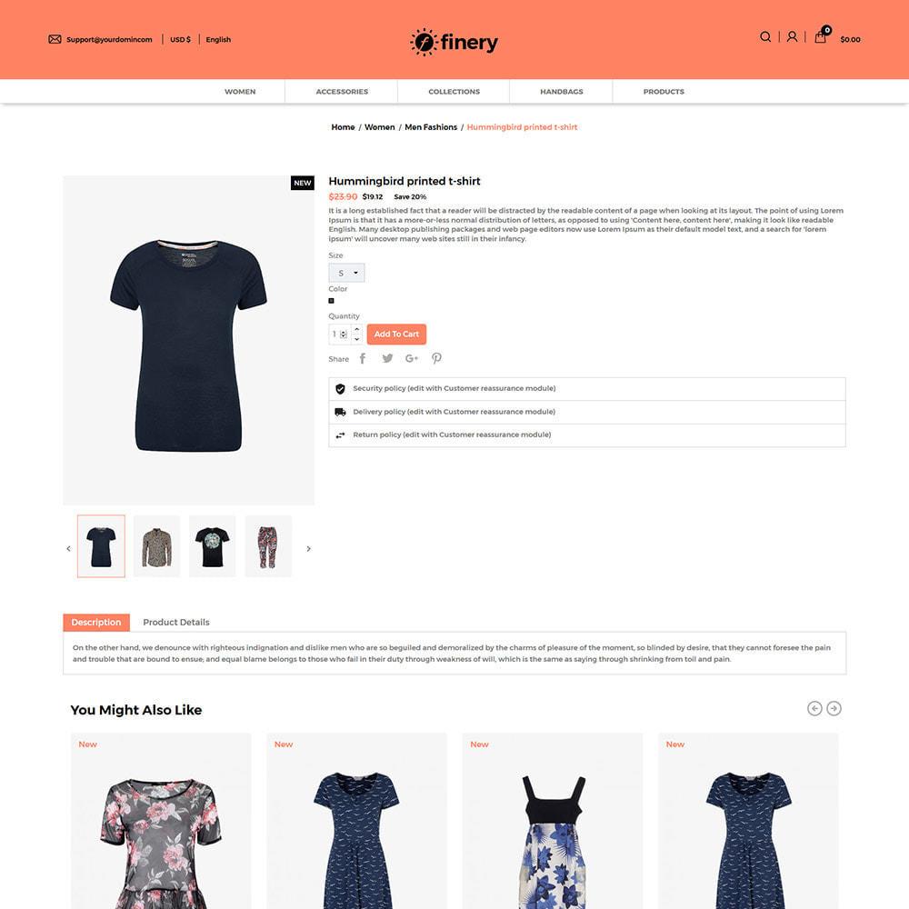 theme - Moda & Calzature - Designer Bag - Fashion Women Cloth Store - 6