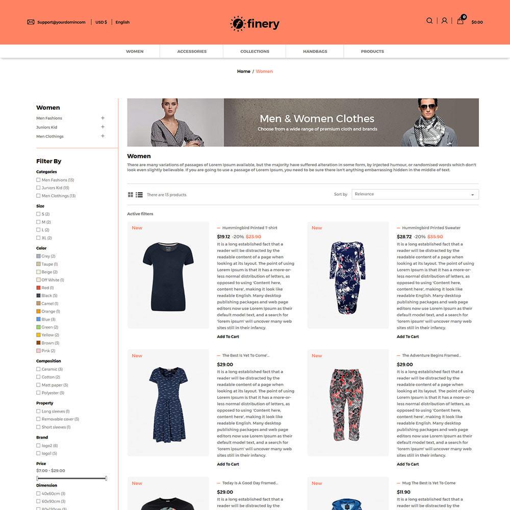 theme - Мода и обувь - Дизайнерская сумка - магазин модной женской одежды - 5