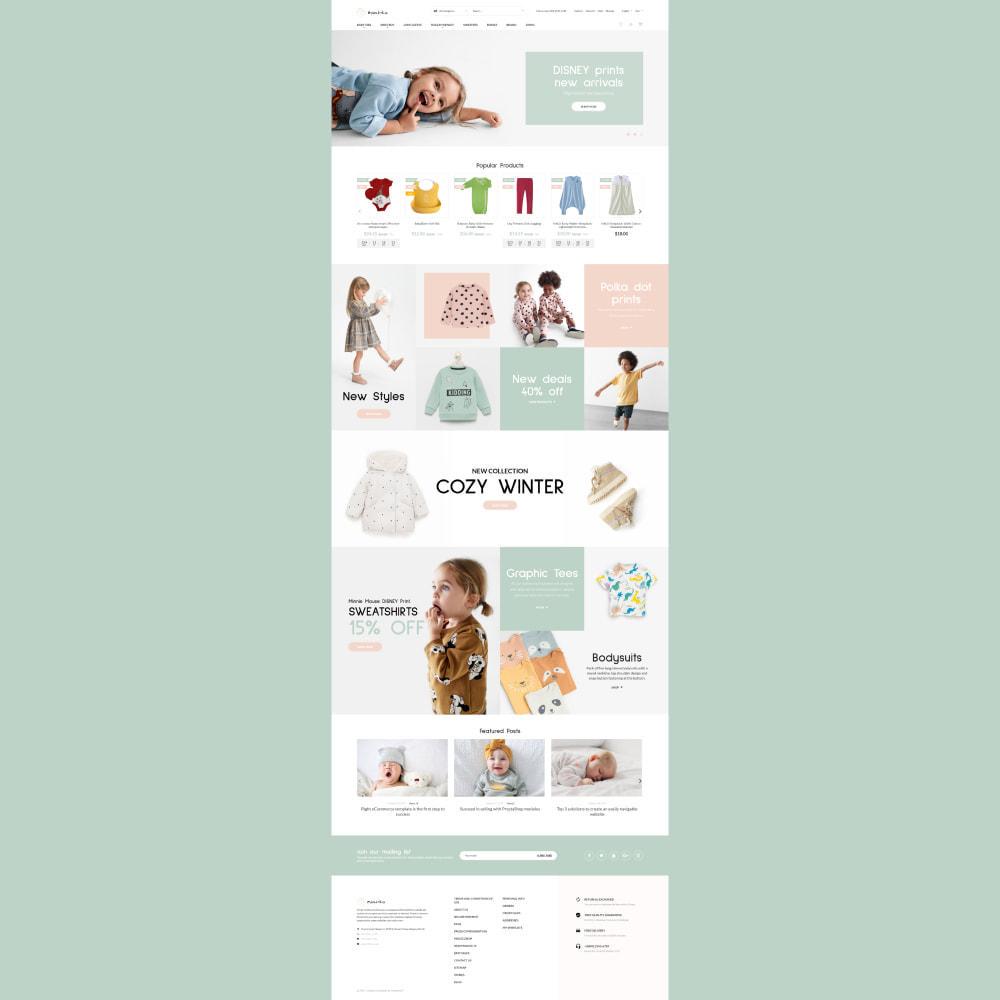 theme - Niños y Juguetes - Bambika - Kids' Apparel Store - 3