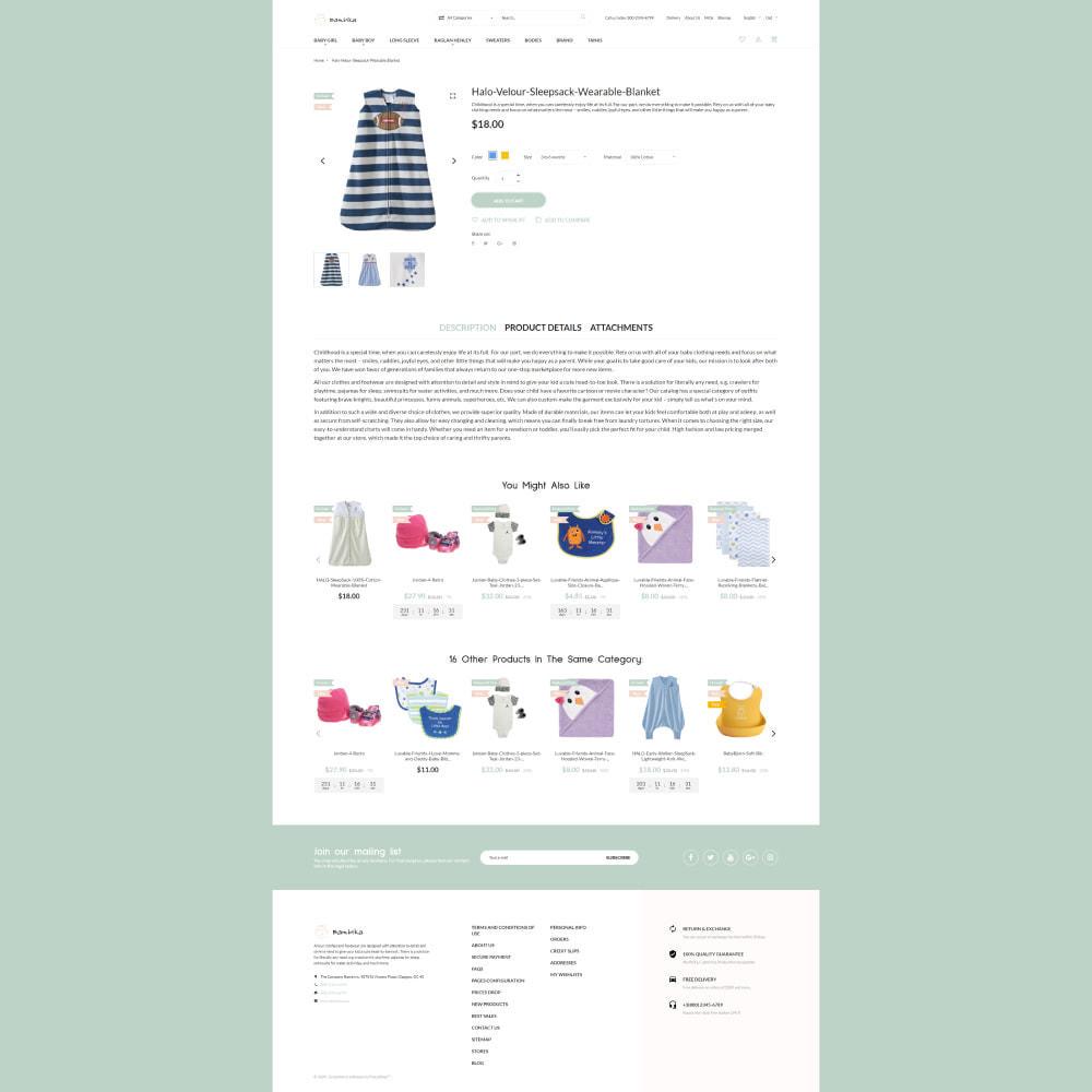 theme - Niños y Juguetes - Bambika - Kids' Apparel Store - 5