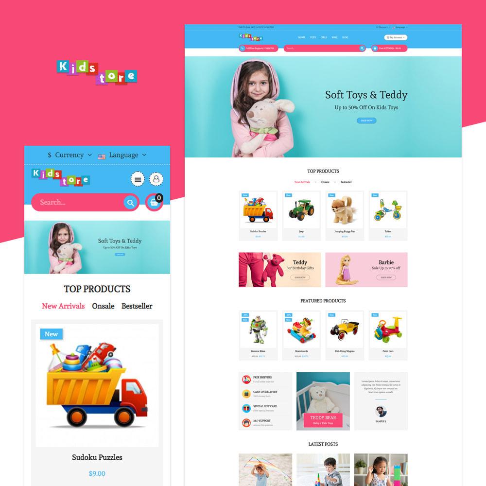 theme - Kids & Toys - Kids Store - 1