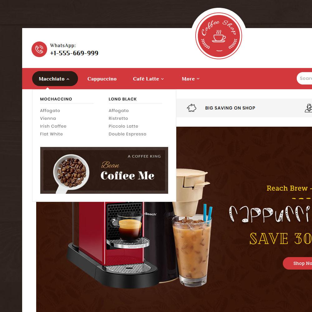 theme - Food & Restaurant - Dessert - Cake & Coffee Store - 10