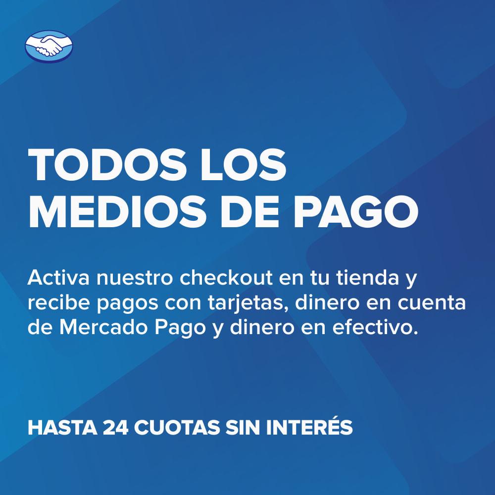 module - Pago con Tarjeta o Carteras digitales - Mercado Pago - 4