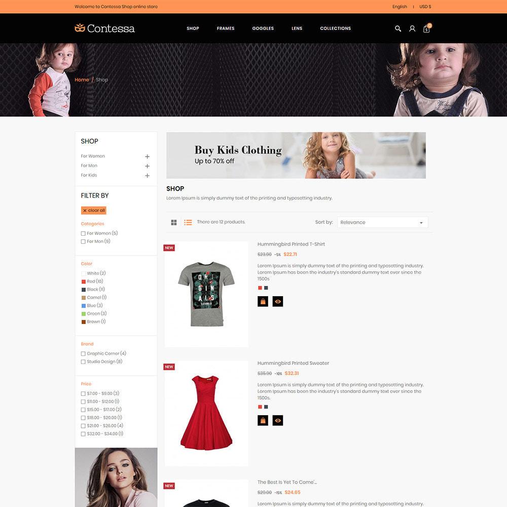 theme - Kids & Toys - Kids Cloth - Designer Baby Toys Fashion Store - 3