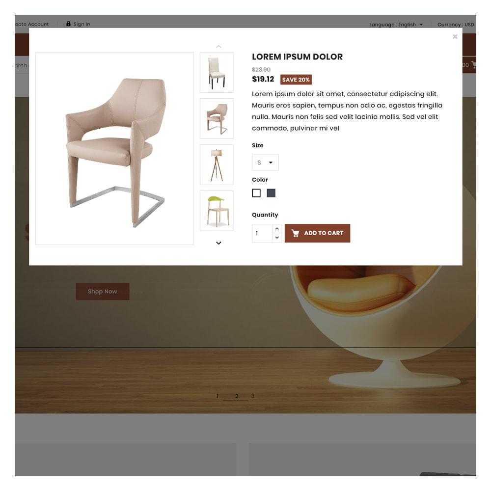 theme - Home & Garden - Furnito Furniture & Home Shop - 9