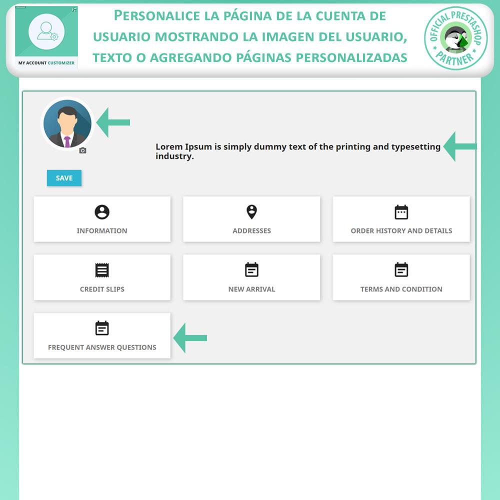 module - Herramientas Administrativas - Personalizador De Mi Cuenta - 3