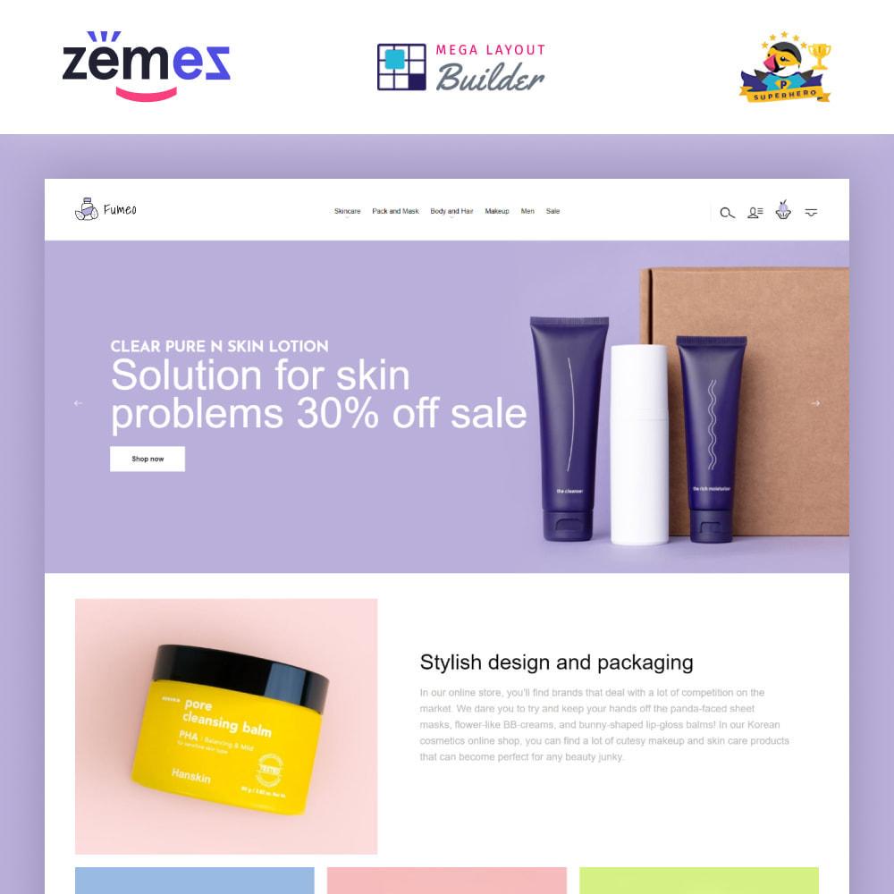 theme - Salud y Belleza - Fumeo - Korean Beauty Store - 2