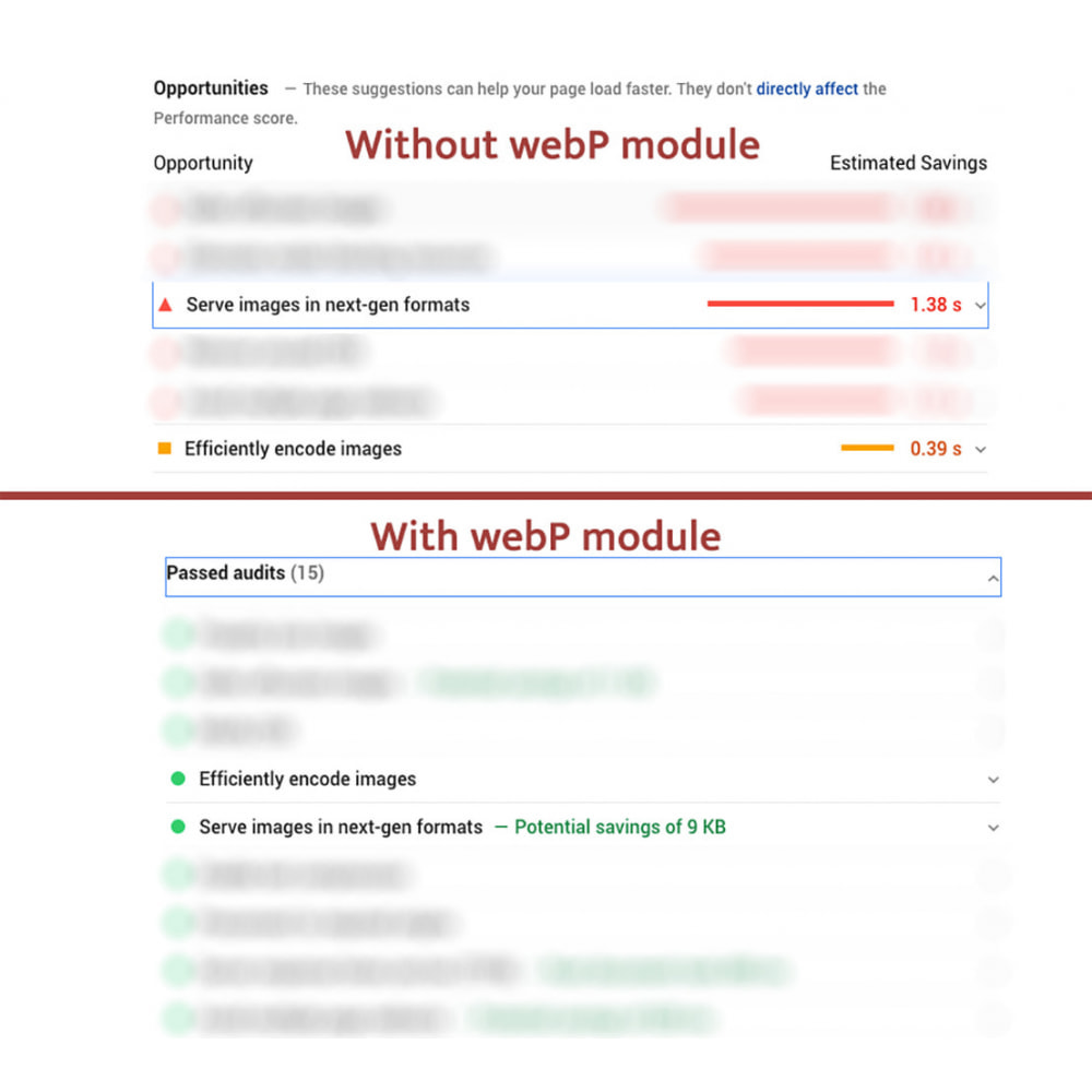 module - Website Performance - WEBP Compress and Convert to next gen images - 3