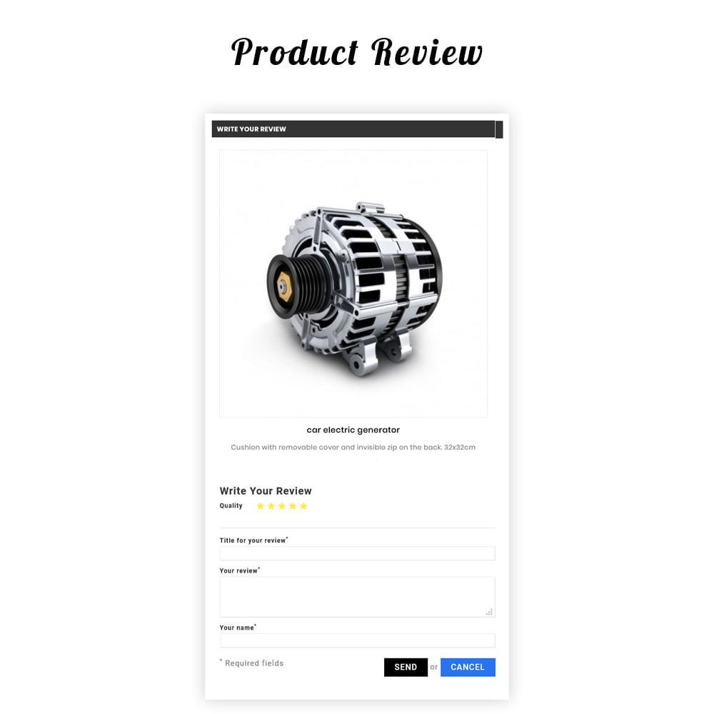 theme - Automotive & Cars - Rapid AutoPart Store - 5