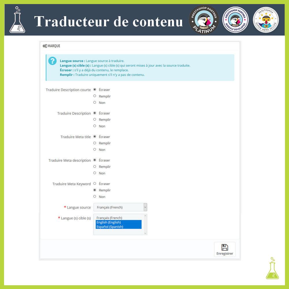 module - International & Localisation - Traducteur de contenu avancé - 7