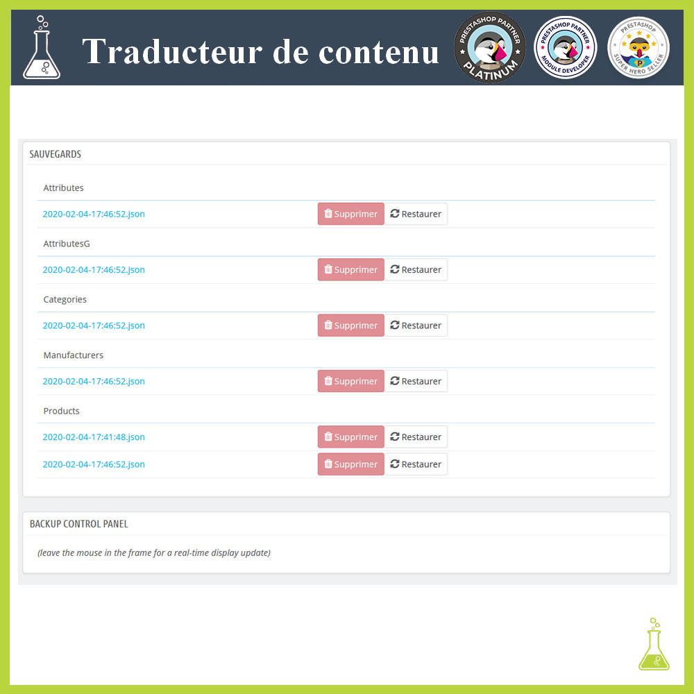 module - International & Localisation - Traducteur de contenu avancé - 10