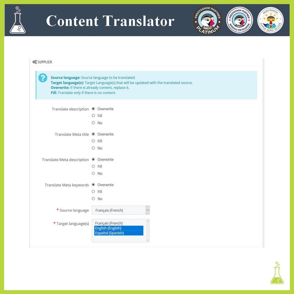 module - Internationalisierung & Lokalisierung - Advanced content translator - 8