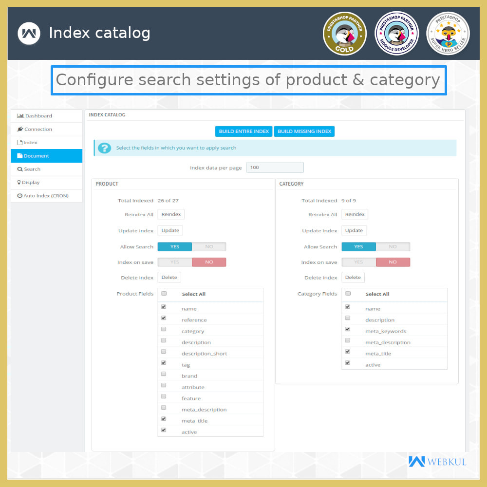 module - Search & Filters - Elastic Search | Advanced Product Search - 9