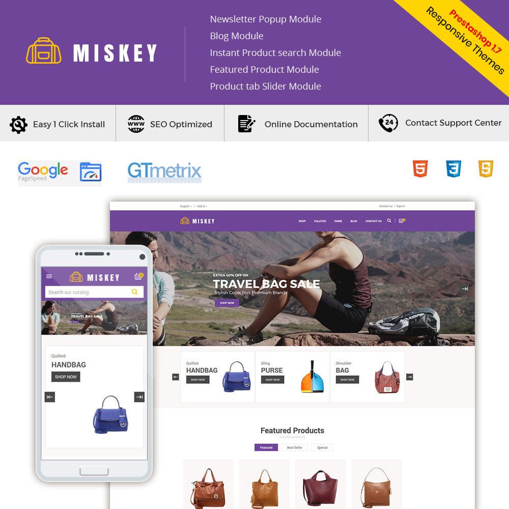 theme - Мода и обувь - Women  Bag - Designer Fashion Accessories Store - 1