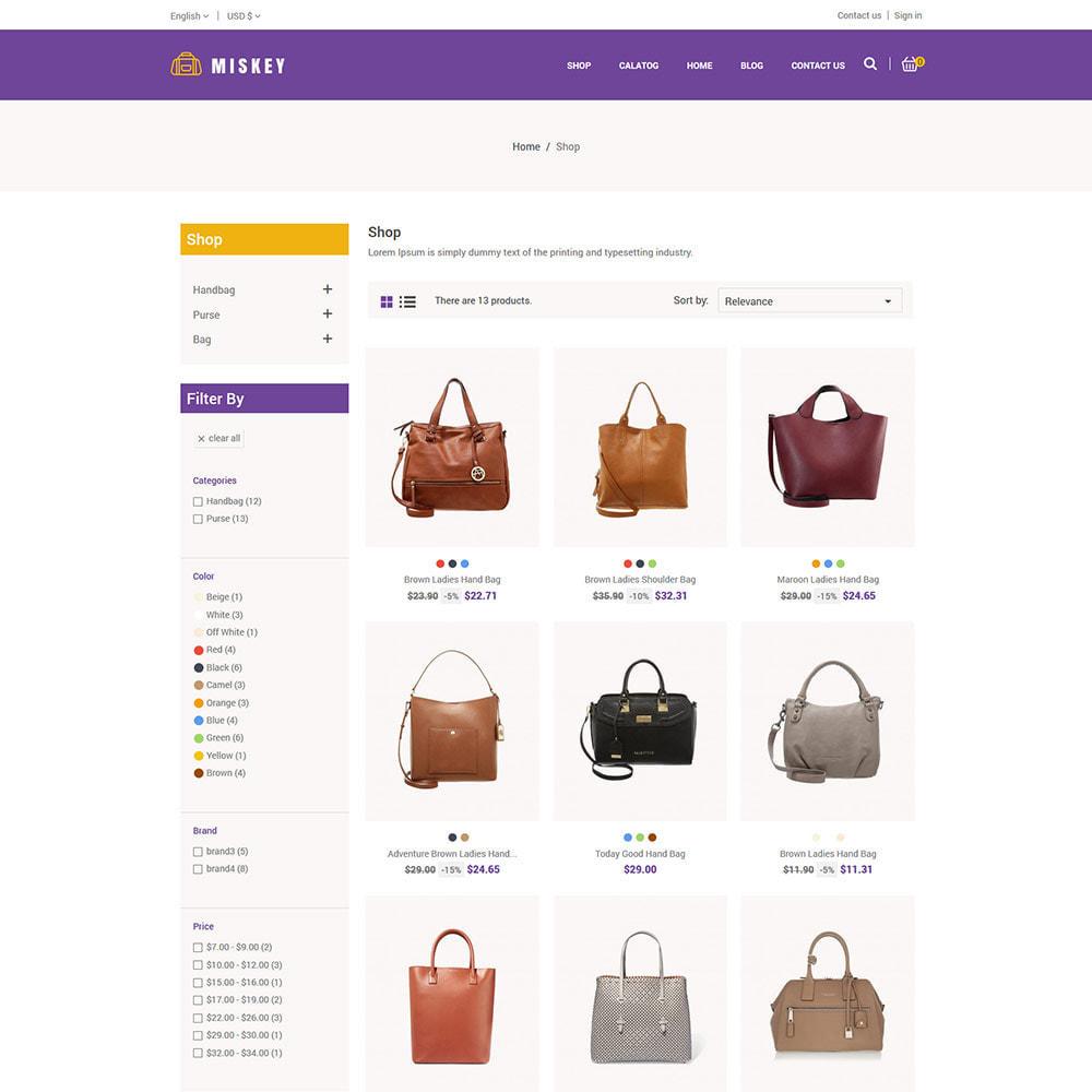theme - Mode & Schuhe - Women  Bag - Designer Fashion Accessories Store - 3