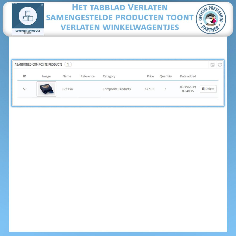 module - Kruisverkoop & Pakketaanbiedingen - Samengestelde Product Bouwer - 12