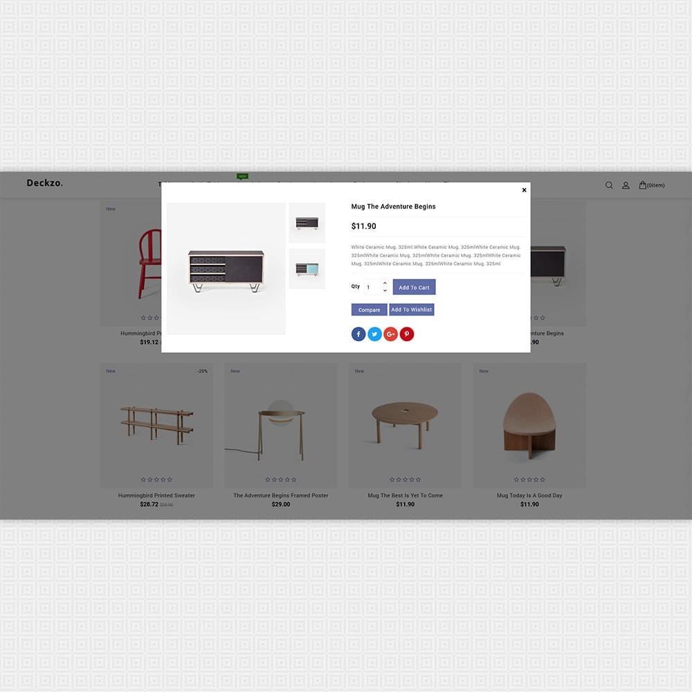 theme - Huis & Buitenleven - Deckzo - The Best Furniture Store - 2
