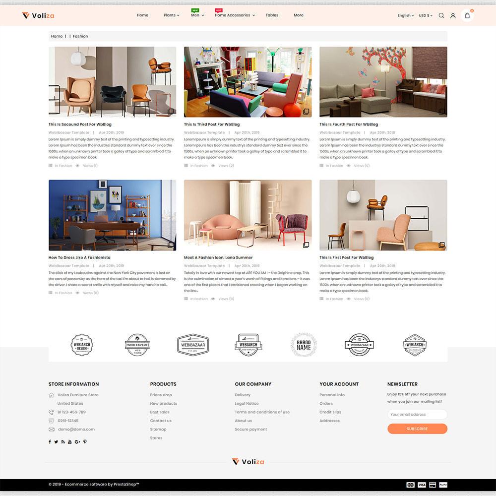 theme - Casa & Jardins - Voliza - The Best Furniture Store - 7