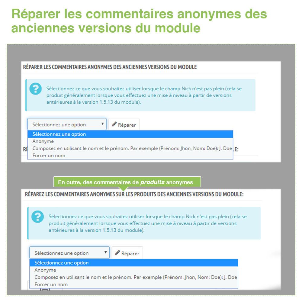 module - Avis clients - Avis Boutique + Avis Produits + Google Rich Snippets - 16