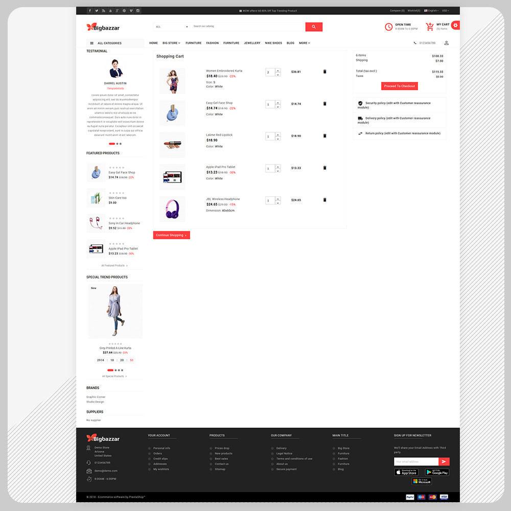 theme - Elektronika & High Tech - Big Bazzar – Electronic Boost Large Shop - 5
