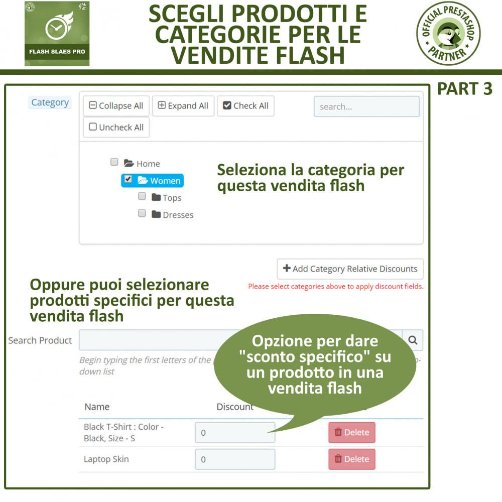 module - Flash & Private Sales - Vendite Flash con Timer di Conto alla Rovescia - 11