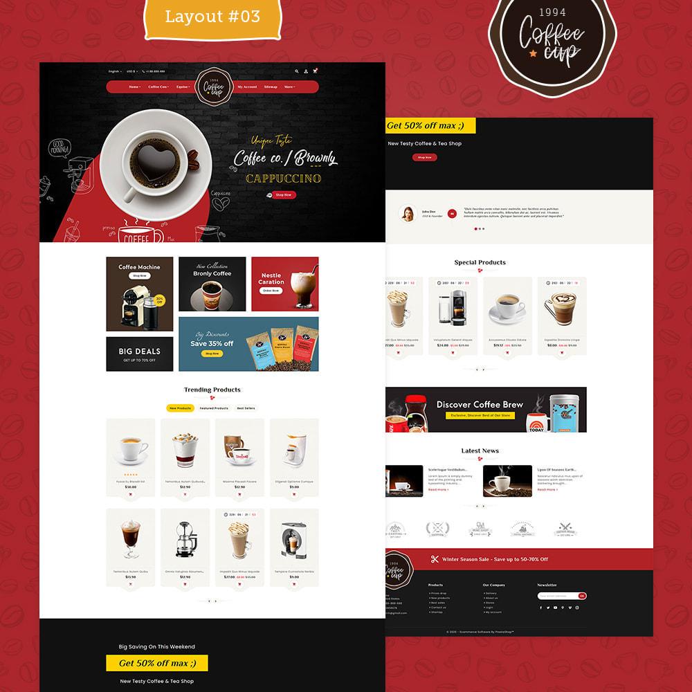 theme - Boissons & Tabac - Coffee Cup - Sweet & Drinks - 4