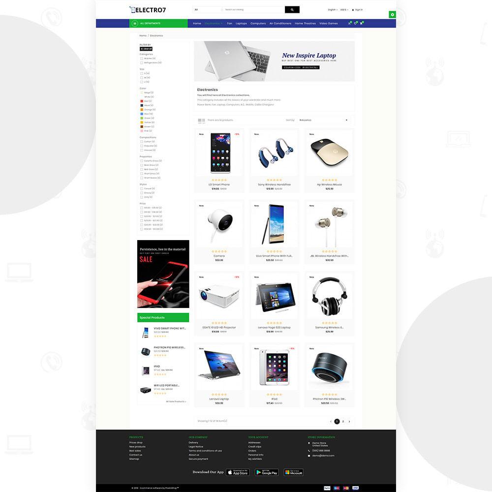 theme - Eletrônicos & High Tech - Electro7 – Electronic and Big Super Store - 3