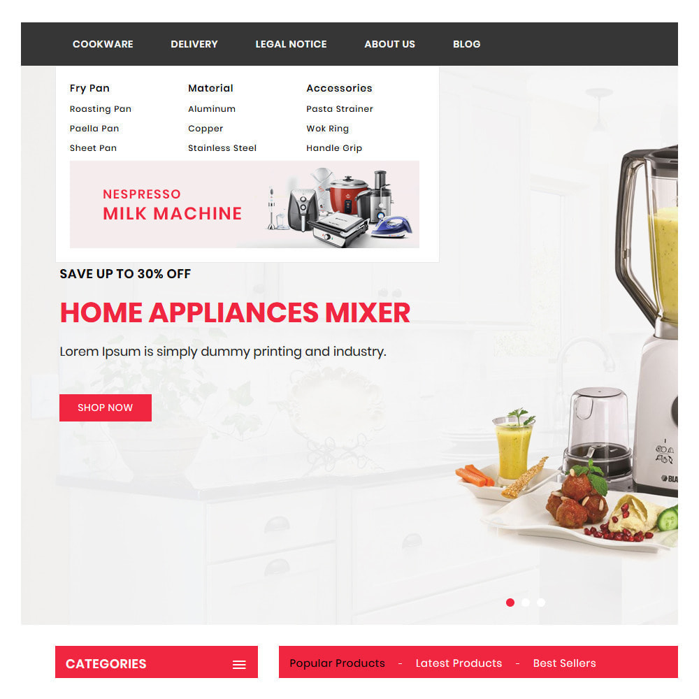 theme - Electrónica e High Tech - Eureka Home Appliances Shop - 6