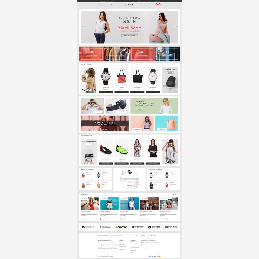 theme - Moda & Calzature - Negozio di moda Shiva - 3