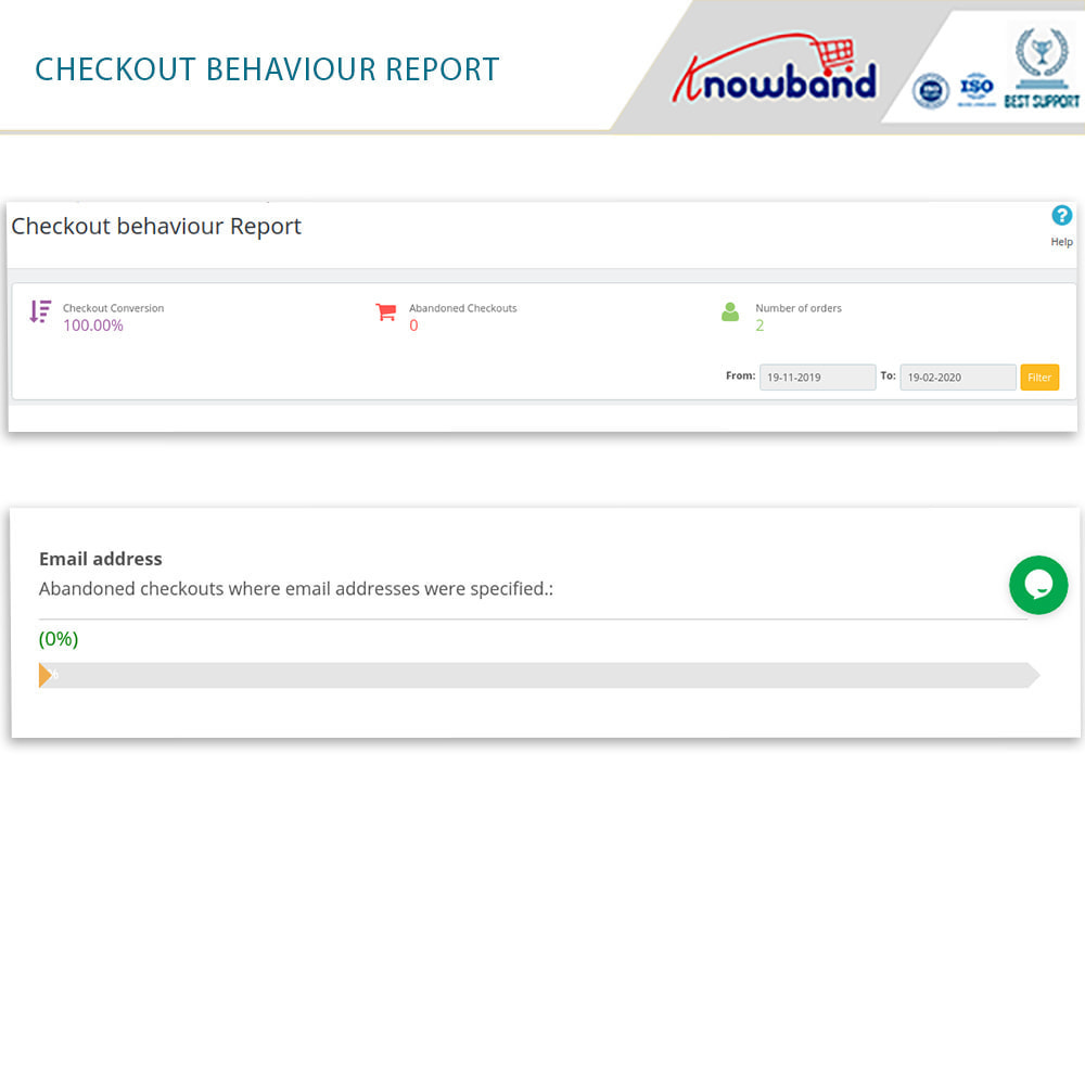 module - Szybki proces składania zamówienia - One Page Checkout, Social Login & Mailchimp - 7
