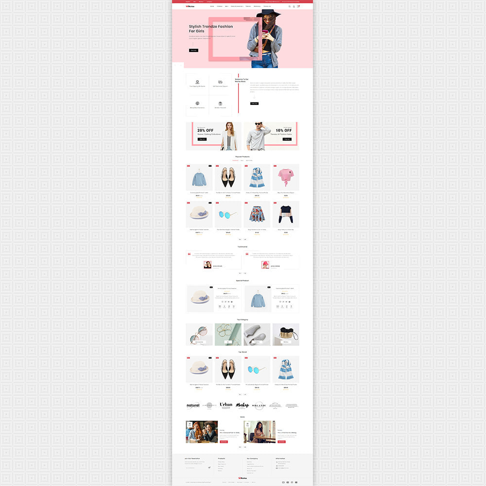 theme - Mode & Schoenen - Woriox - Fashion & Clothing Store - 2