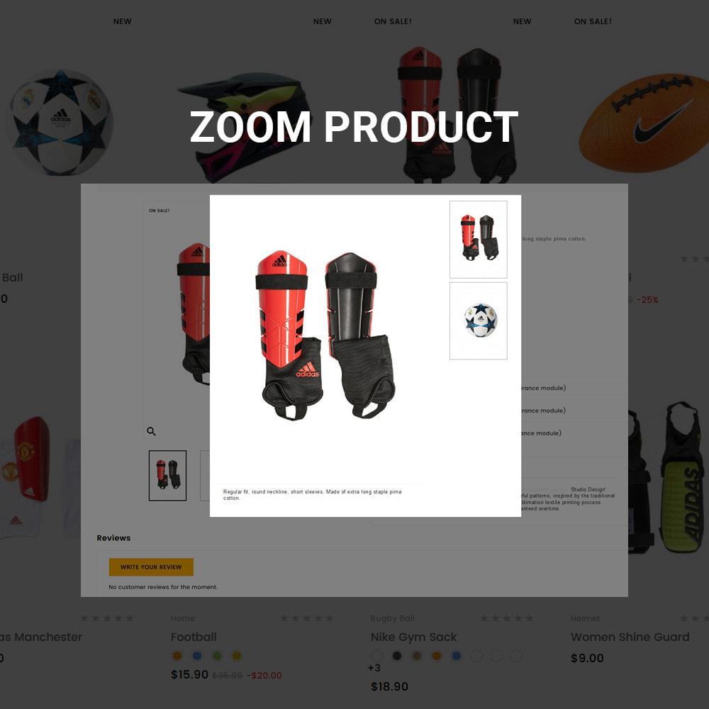 theme - Sport, Attività & Viaggi - Fifa Club Sports–Accessories Store - 6
