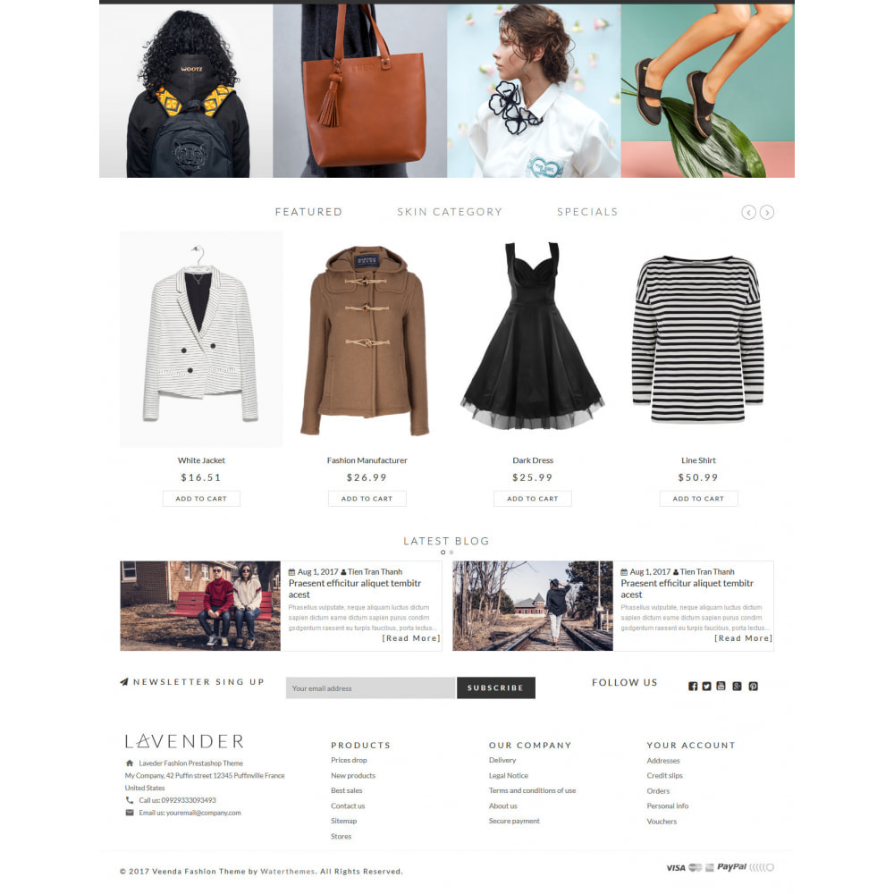 theme - Moda & Calzature - Laven Fashion Store - 3