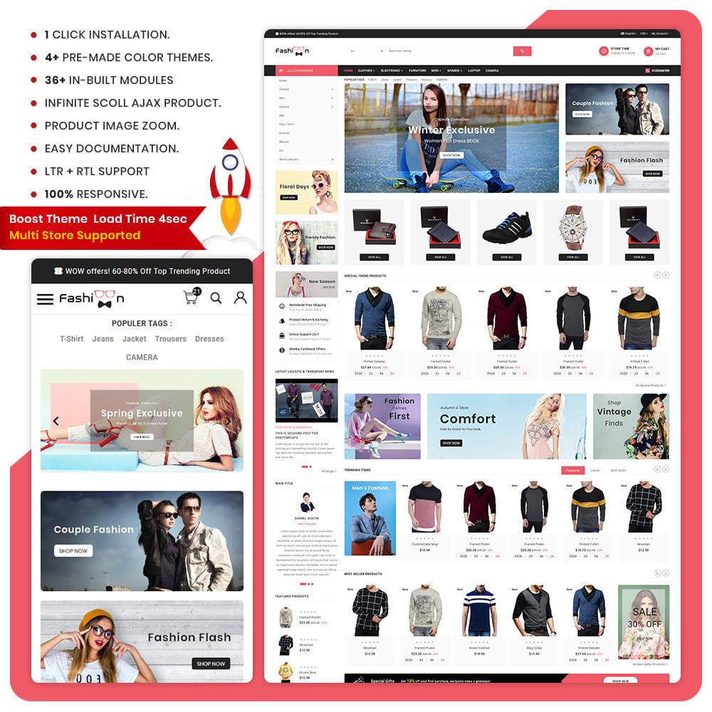 theme - Fashion & Shoes - France Fashion – The Fashion Big Mall - 1